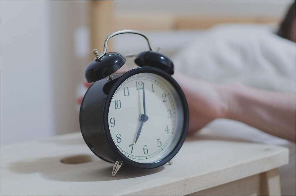 alarm clock jumpstart your morning